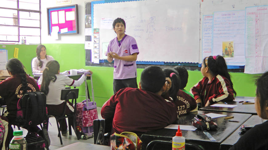 Convocatoria de voluntarios Psicólogos – ONG EDUVIDA